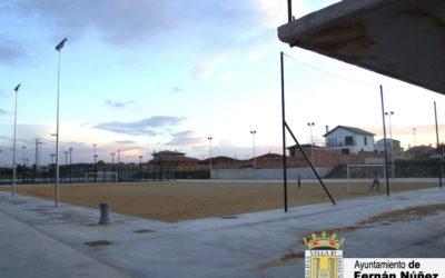 Área de Deportes