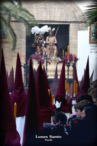 Jesús en su Coronación de Espinas y María Santísima de las Angustias 1