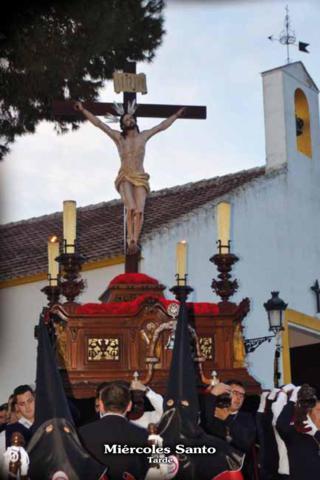 Santísimo Cristo del Calvario en su Humildad y María Santísima del Tránsito 1