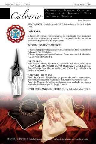 Santísimo Cristo del Calvario en su Humildad y María Santísima del Tránsito 2
