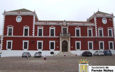 Palacio Ducal de Fernán Núñez