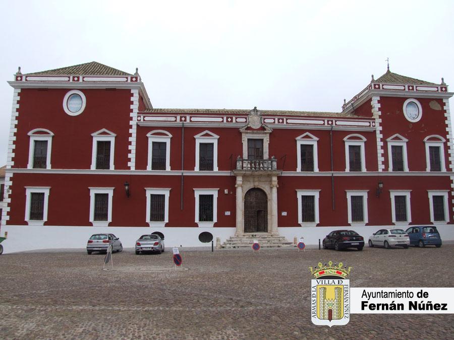 Palacio Ducal de Fernán Núñez 1