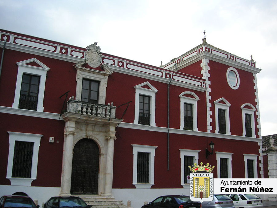 Palacio Ducal de Fernán Núñez 2