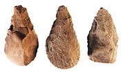 Hachas paleoíticas
