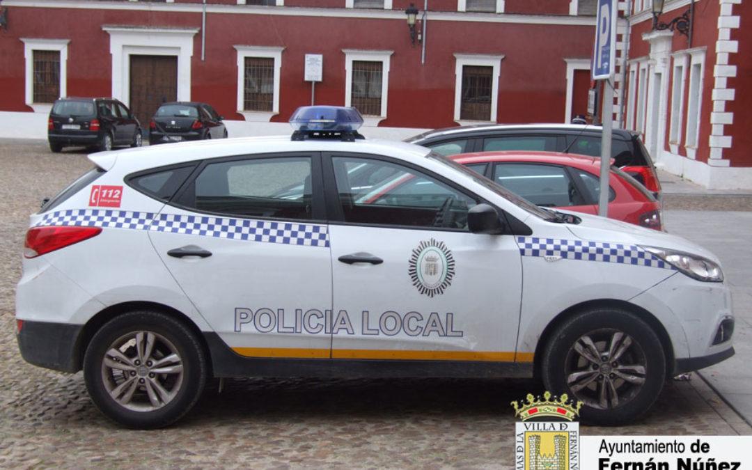 Policía Local Fernán Núñez 1