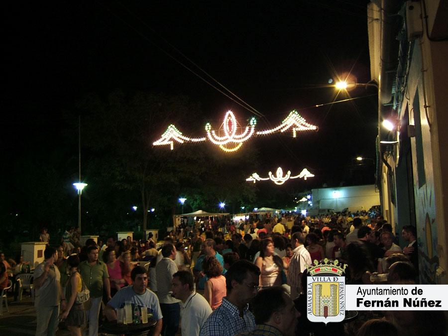 Feria Real y fiestas en honor a nuestra señora del Tránsito 1