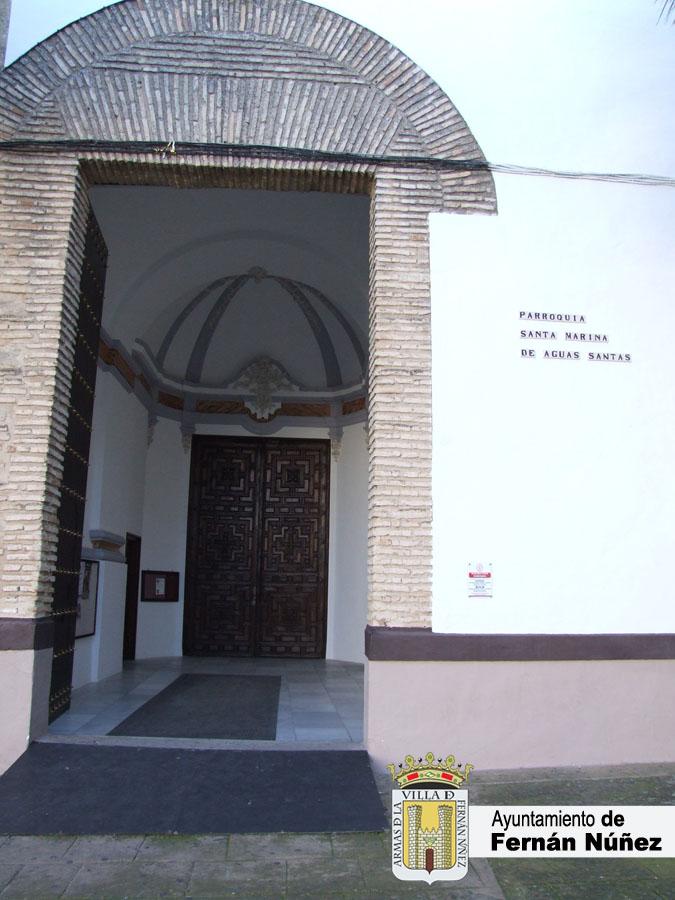 Iglesia de Santa Marina de Aguas Santas 5
