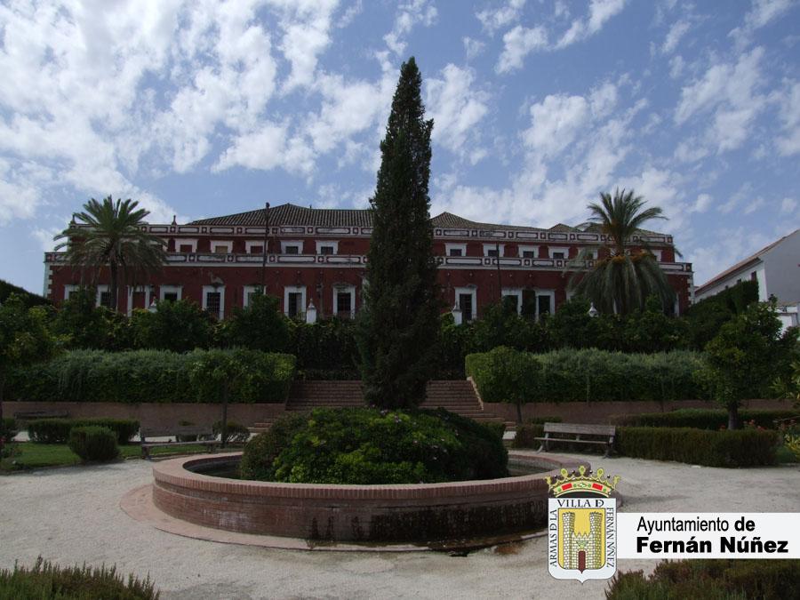 Palacio Ducal de Fernán Núñez 4