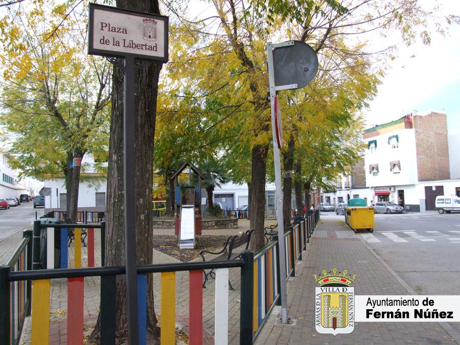Plaza de la Libertad 1