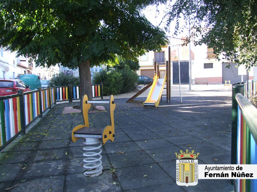 Parque Ronda de las Erillas 1