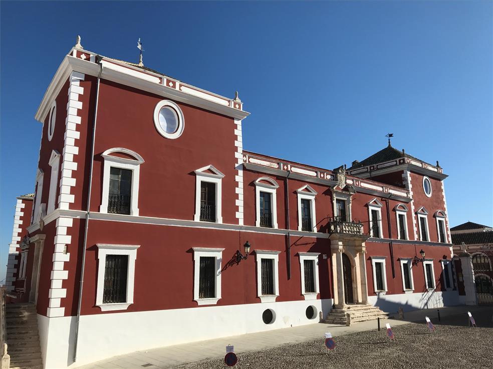 Accesibilidad al palacio ducal