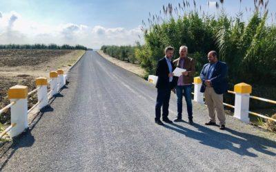 La Diputación interviene en el camino 'De Puente Viejo' a Fernán Núñez