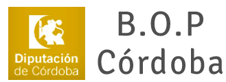 Boletín oficial de la provincia de Córdoba