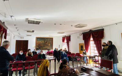 Constituida la Mesa Sectorial de Servicios Sociales de Fernán Núñez
