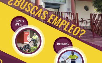 Campaña de promoción bolsa de empleo FEPAMIC