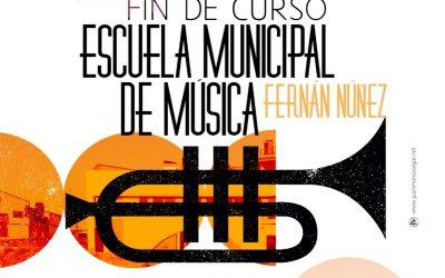 Concierto de Fin de Curso de la Escuela Municipal de Música