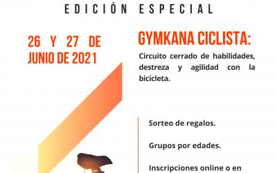 Fiesta de la Bicicleta 26 y 27 de junio de 2021 Edición Especial