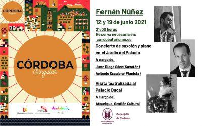 Actividad Córdoba Singular en Fernán Núñez