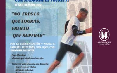 El Ayuntamiento de Fernán Núñez colabora con la Asociación Andaluza del Síndrome de Tourette y Trastornos asociados (ASTTA)